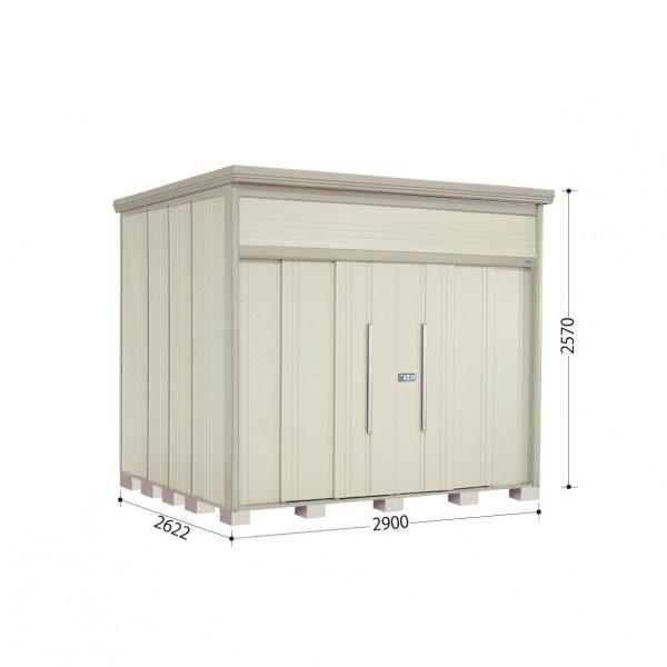 タクボ物置 JN/トールマン JN-2926 一般型 標準屋根 『追加金額で工事も可能』 『屋外用中型・大型物置』 ムーンホワイト