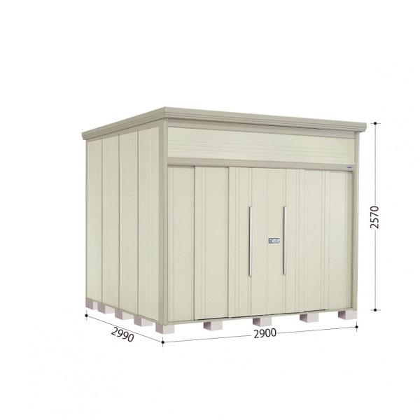 タクボ物置 JN/トールマン JN-Z2929 一般型 結露減少屋根 『追加金額で工事も可能』 『屋外用中型・大型物置』 ムーンホワイト