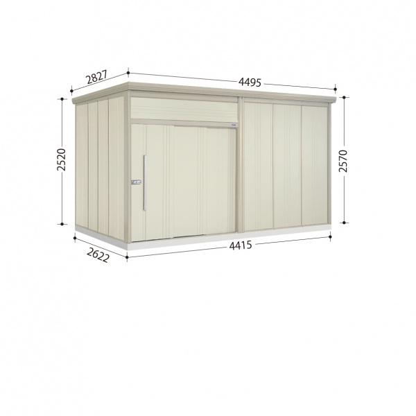 タクボ物置 JN/トールマン JN-Z4426 一般型 結露減少屋根  『屋外用中型・大型物置』 ムーンホワイト