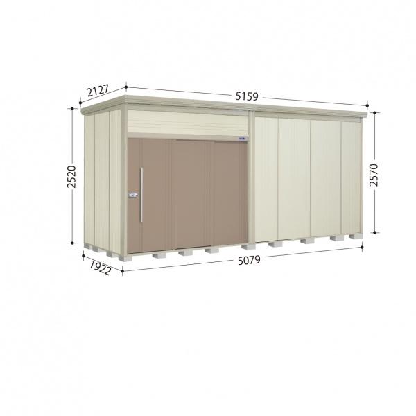 タクボ物置 JN/トールマン JN-5019 一般型 標準屋根 『追加金額で工事も可能』 『屋外用中型・大型物置』 カーボンブラウン