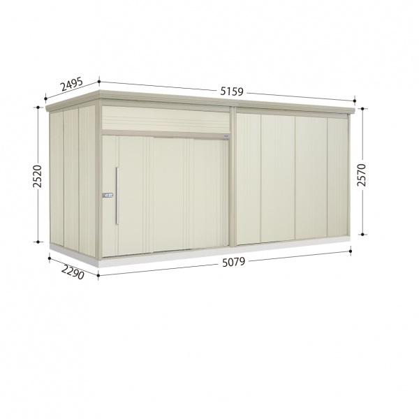 タクボ物置 JN/トールマン JN-Z5022 一般型 結露減少屋根  『屋外用中型・大型物置』 ムーンホワイト