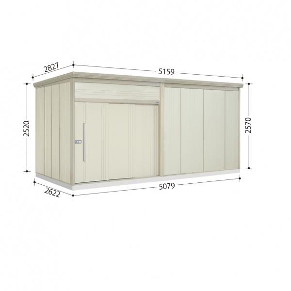 タクボ物置 JN/トールマン JN-5026 一般型 標準屋根  『屋外用中型・大型物置』 ムーンホワイト