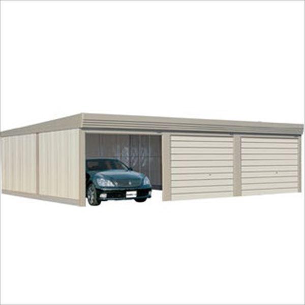 タクボガレージ ベルフォーマ SM-9365 一般型 標準型 3台用 『シャッター車庫 ガレージ』