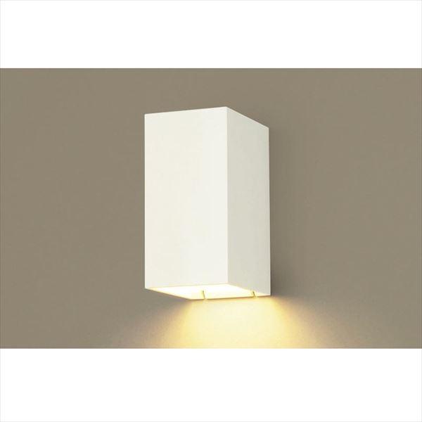 パナソニック HomeArchi LED電球ブラケット LGWC81566WK(100V) センサあり 点灯省エネ型 『ホームアーキ エクステリア照明 ライト』 ホワイト