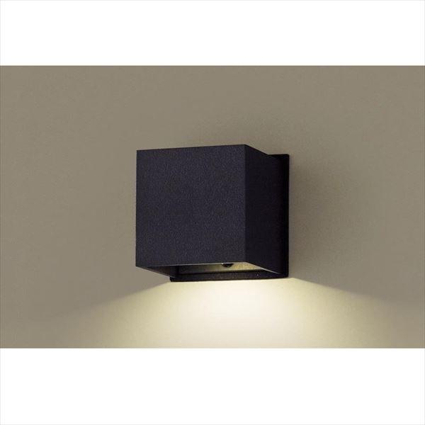 パナソニック HomeArchi LED表札灯 LGW46120KLE1(100V) 『ホームアーキ エクステリア照明 ライト』 オフブラック