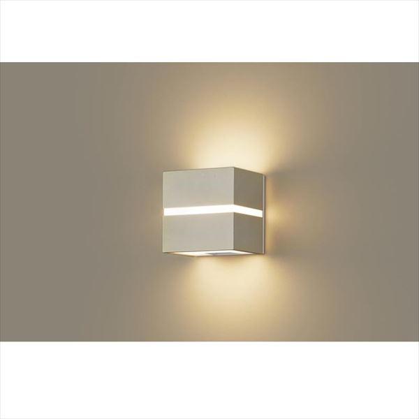 パナソニック 設備照明コーディネイトシリーズ LEDブラケット LGW80354LE1(100V) 『エクステリア照明 ライト』 プラチナメタリック