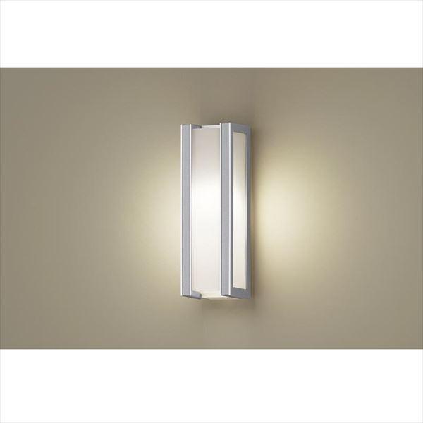 パナソニック 設備照明コーディネイトシリーズ LED玄関灯 LGW85061F(100V) 『エクステリア照明 ライト』 シルバーメタリック