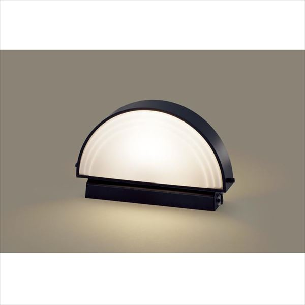 パナソニック LED門柱灯 LGWJ56000K(100V) 明るさセンサ付き 『エクステリア照明 ライト』 オフブラック