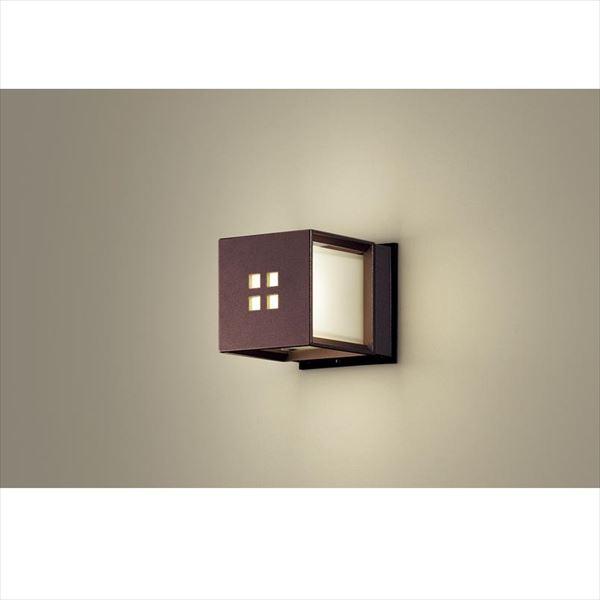 パナソニック LED門柱灯 LGW85040AK(100V) 『エクステリア照明 ライト』 ダークブラウンメタリック