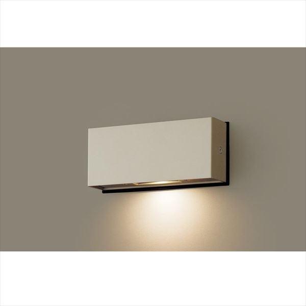 パナソニック LED表札灯 LGW46160LE1(100V) 『エクステリア照明 ライト』 プラチナメタリック