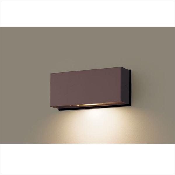 パナソニック LED表札灯 LGW46163LE1(100V) 『エクステリア照明 ライト』 ダークブラウンメタリック