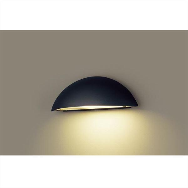パナソニック LED表札灯 LGWJ85101BK(100V) 明るさセンサ付き 『エクステリア照明 ライト』 オフブラック