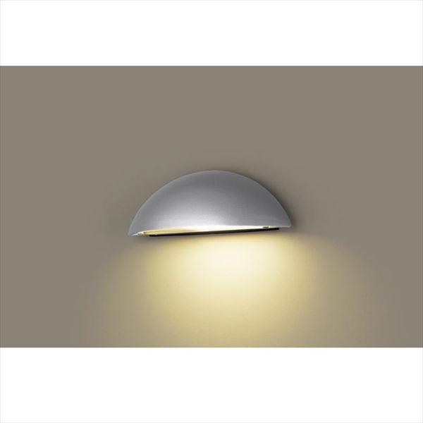 パナソニック LED表札灯 LGWJ85101SF(100V) 明るさセンサ付き 『エクステリア照明 ライト』 シルバーメタリック