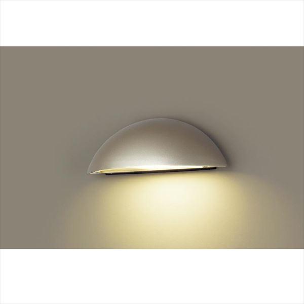 パナソニック LED表札灯 LGWJ85101SF(100V) 明るさセンサ付き 『エクステリア照明 ライト』 プラチナメタリック