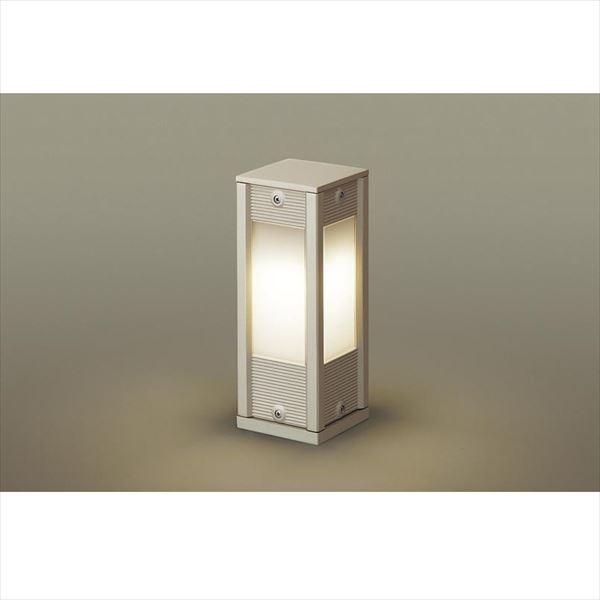 パナソニック LEDアプローチスタンドライト LGWJ56561YK(100V) 明るさセンサ付き 『エクステリア照明 ライト』 プラチナメタリック
