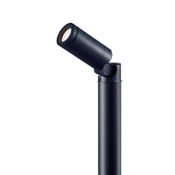 パナソニック LEDポールライト(スポットライトタイプ) XLGE7612LE1(100V) 『エクステリア照明 ライト』 オフブラック