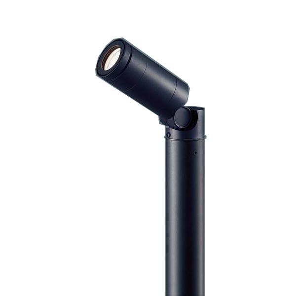 パナソニック LEDポールライト(スポットライトタイプ) XLGE7512LE1(100V) 『エクステリア照明 ライト』 オフブラック