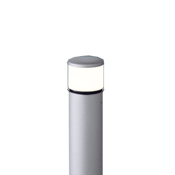 パナソニック LEDエントランスライト XLGE5041SK(100V) 遮光タイプ 『エクステリア照明 ライト』 シルバーメタリック