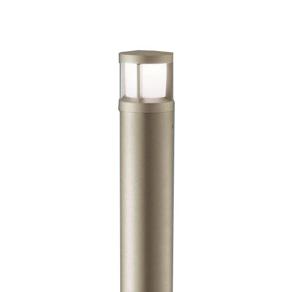 パナソニック LEDエントランスライト XLGE531YHF(100V) ガードタイプ 『エクステリア照明 ライト』 プラチナメタリック