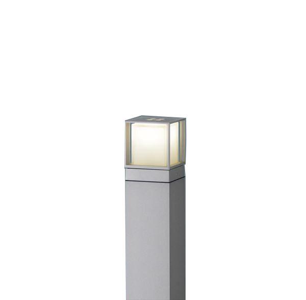 パナソニック LEDエントランスライト XLGE540SLF(100V) 『エクステリア照明 ライト』 シルバーメタリック
