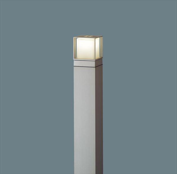 パナソニック LEDエントランスライト XLGE540YHK(100V) 『エクステリア照明 ライト』 プラチナメタリック