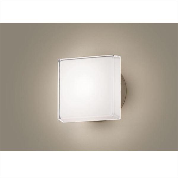 パナソニック LEDブラケット・デザインシリーズ LGW80305LE1(100V) 『エクステリア照明 ライト』 プラチナメタリック