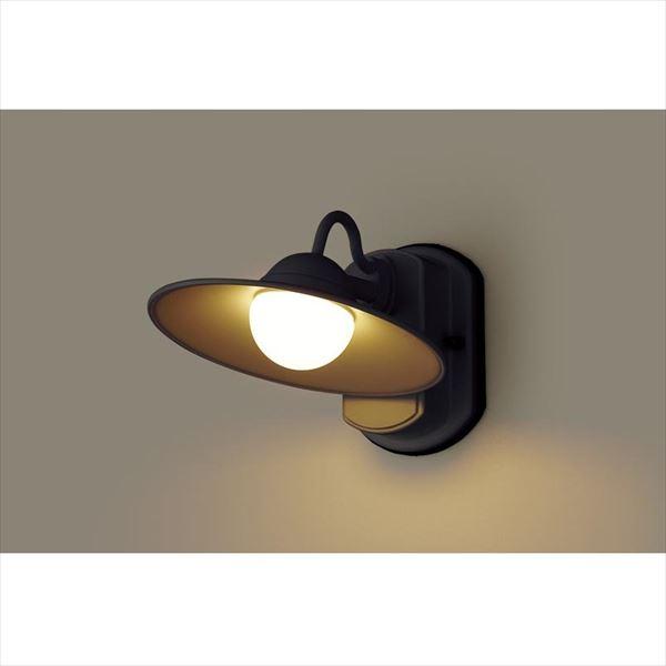 パナソニック LEDブラケット・デザインシリーズ LGW80246LE1(100V) 『エクステリア照明 ライト』 オフブラック