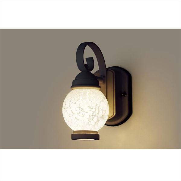 パナソニック LEDブラケット・デザインシリーズ LGW80251LE1(100V) 『エクステリア照明 ライト』 オフブラック