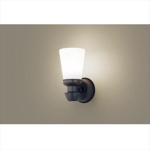 パナソニック LEDブラケット・デザインシリーズ LGW85211(100V) 『エクステリア照明 ライト』 オフブラック