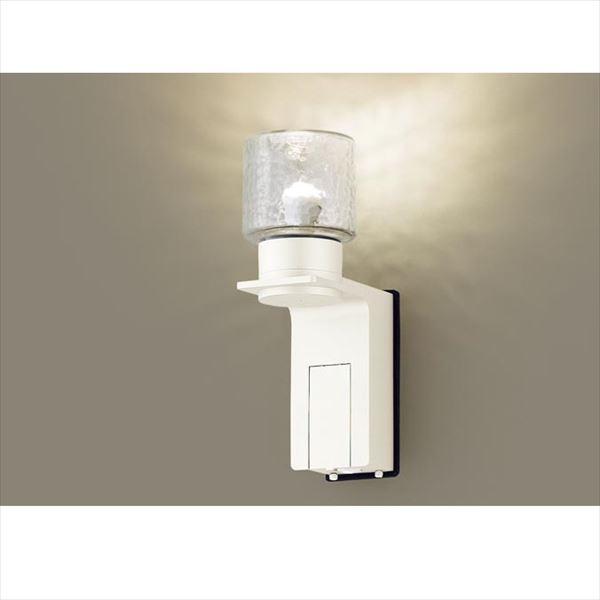 パナソニック LEDブラケット・デザインシリーズ センサあり・点灯省エネ型 LGWC85215K(100V) 『エクステリア照明 ライト』 ホワイト