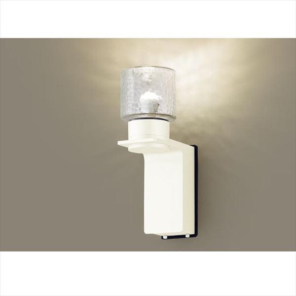 パナソニック LEDブラケット・デザインシリーズ LGW85215K(100V) 『エクステリア照明 ライト』 ホワイト