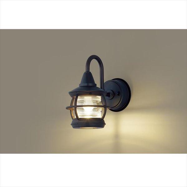 パナソニック LEDブラケット・デザインシリーズ LGW85217K(100V) 『エクステリア照明 ライト』 オフブラック