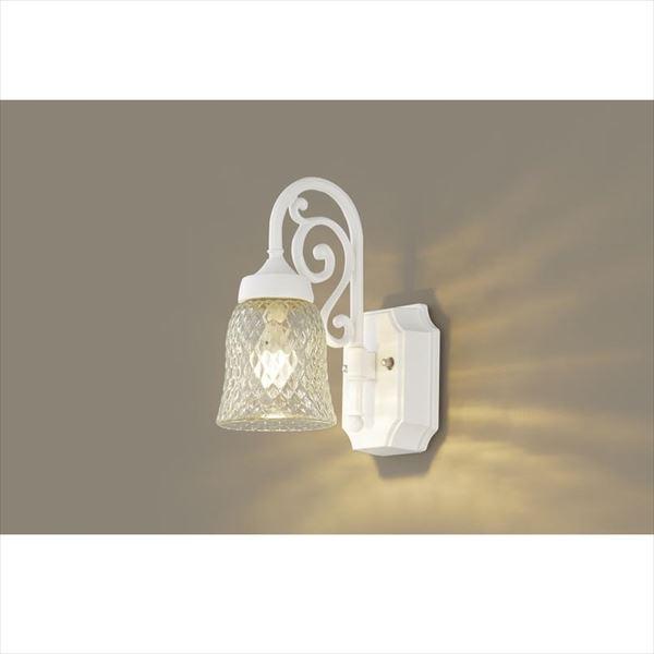 パナソニック LEDブラケット・デザインシリーズ LGW85203W(100V) 『エクステリア照明 ライト』 ホワイト