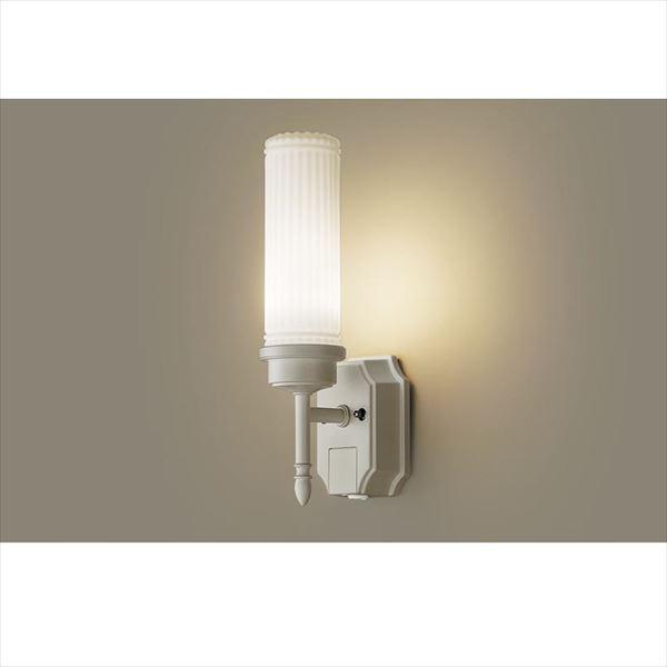 パナソニック LEDブラケット・デザインシリーズ センサあり・点灯省エネ型 LGWC85204YK(100V) 『エクステリア照明 ライト』 プラチナメタリック