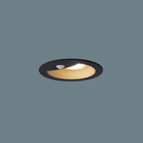 パナソニック LED軒下灯 シンプルタイマー 拡散タイプ/ペア点灯型/点灯省エネ型 LGWC71611LE1(100V) 『エクステリア照明 ライト』 オフブラック