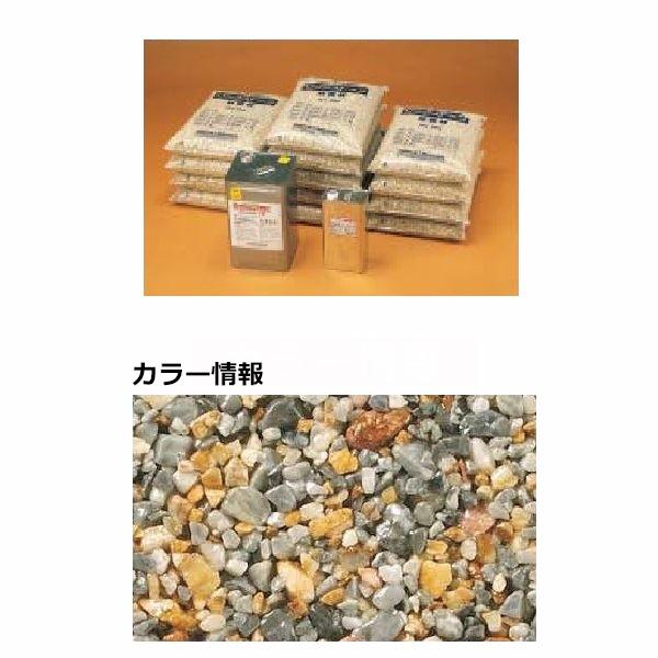 四国化成 リンクストーンM 20m2(平米)セット品 LS200-UM665 『外構DIY部品』 セロジネ