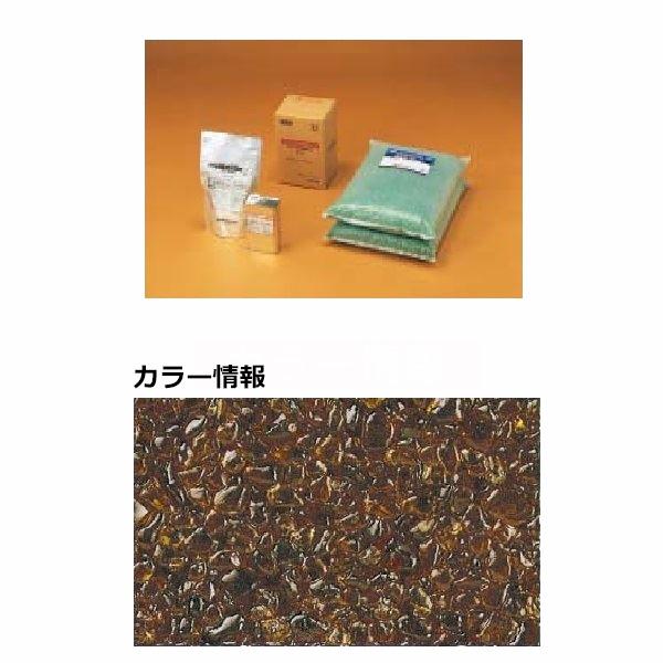 四国化成 リンクストーンG 3m2(平米)セット品 LS30-UG653 『外構DIY部品』 茶色