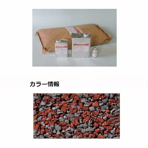 四国化成 チップロードソフト CPRS30-50+54 3m2(平米)セット 鏝塗タイプ 混色 『外構DIY部品』