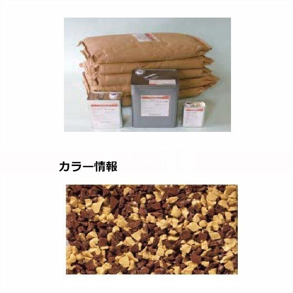 四国化成 チップロードソフト CPRS150-55+53 15m2(平米)セット 鏝塗タイプ 混色 『外構DIY部品』