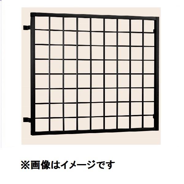 リクシル アルミ面格子 井桁 関西間 W986×H1220 HACCAA□Z08311