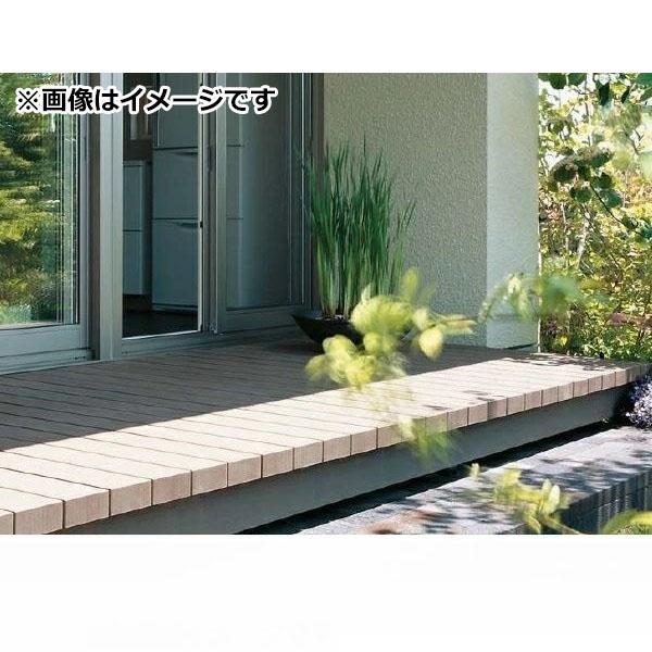 タカショー エバーエコウッド2 グランデ デッキセット 2間×7尺 『施工・メンテナンス性が魅力!』 『ウッドデッキ 材料』