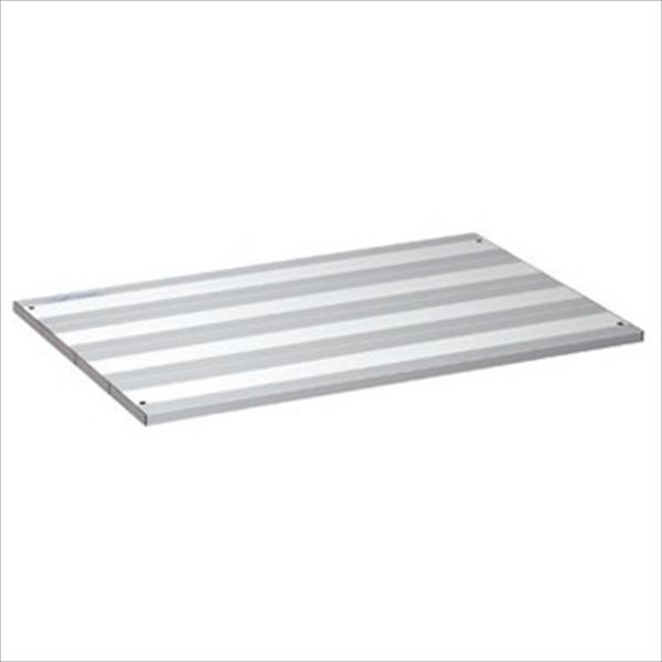テラモト かんたんアルミステージ床板 W900×D600×H20 OT-620-260-0