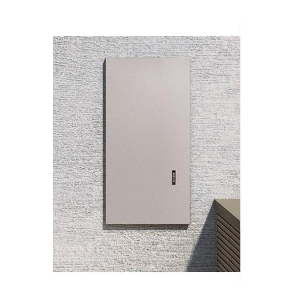 リクシル 宅配ボックス リンクスボックス 壁埋め込みタイプ 前入れ後出し  シャイングレー