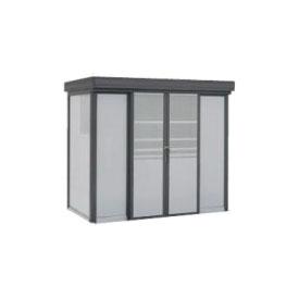 ヨドコウ ダストピット DPF-2513 25世帯用 (受注生産商品) 『ゴミ収集庫』『ダストボックス ゴミステーション 屋外』