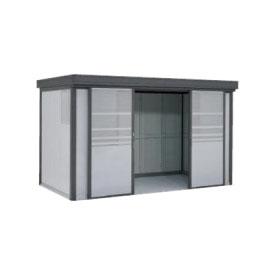 ヨドコウ ダストピット DPF-3719 55世帯用 (受注生産商品) 『ゴミ収集庫』『ダストボックス ゴミステーション 屋外』