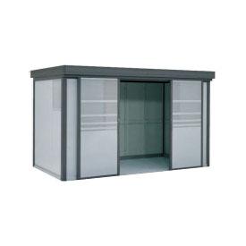 ヨドコウ ダストピット DPFS-4125 80世帯用 (受注生産商品) 『ゴミ収集庫』『ダストボックス ゴミステーション 屋外』