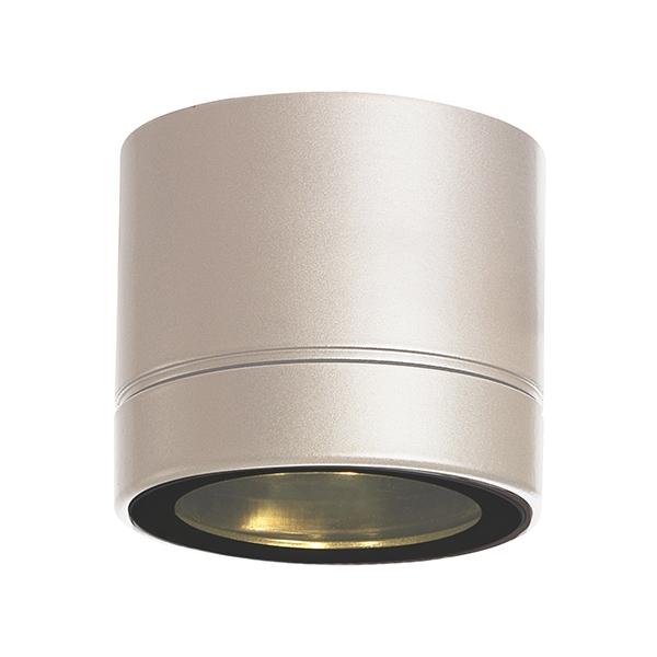 タカショー ダウンライト(ローボルト)4型 シーリングタイプ HBH-D04G #75454000 『ローボルトライト』 『エクステリア照明 ライト』 グレイッシュゴールド