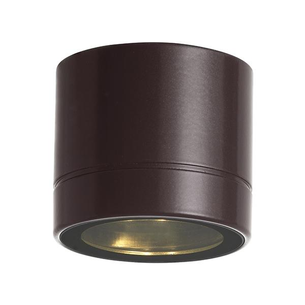 タカショー ダウンライト(ローボルト)4型 シーリングタイプ HBH-D04B #75453300 『ローボルトライト』 『エクステリア照明 ライト』 グレイッシュゴールド