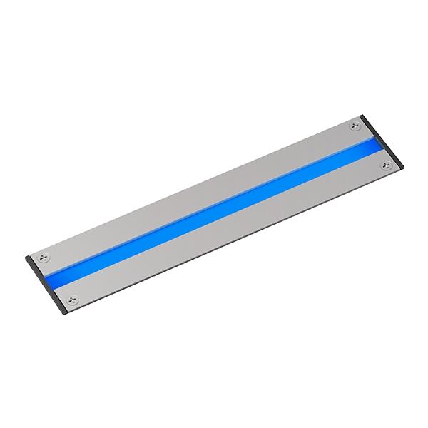 タカショー ライティングフェイス(ローボルト) 埋込タイプ 190 HAC-B25S #75400700 『エクステリア照明 ライト』 青
