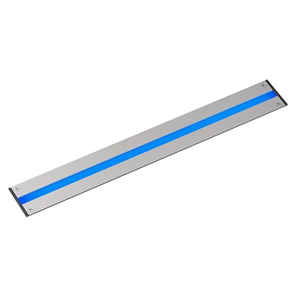 タカショー ライティングフェイス(ローボルト) 埋込タイプ 300 HAC-B25S #75401400 『エクステリア照明 ライト』 青